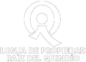 Logo Lonja de propiedad raíz del Quindío